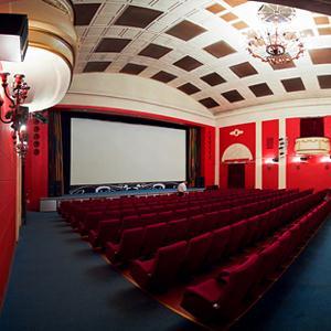 Кинотеатры Большеречья