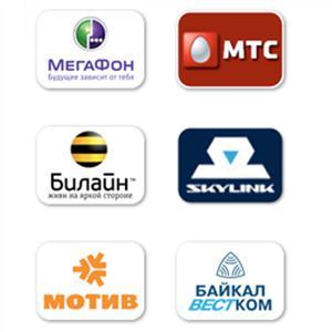 Операторы сотовой связи Большеречья